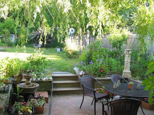 RURI: Дизайн двора частного дома - фото
