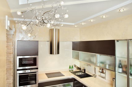 Люстры для маленькой кухни фото