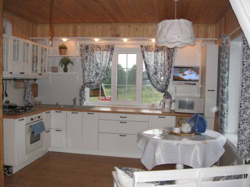 Ремонт кухни дома своими руками фото