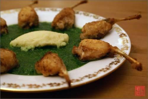 Блюда французской кухни с фото