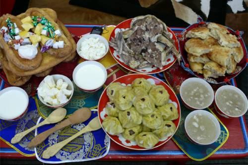 Бурятская кухня рецепты с фото